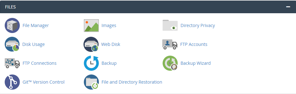 How to Backup from your cPanel Account